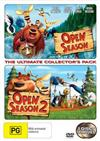 2 MOVIE PACK (OPEN SEASON / OPEN SEASON 2)