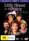 Little House On The Prairie - Season 9 Part 1