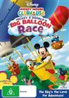 Mickey and Donalds Big Balloon Race