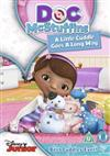 Doc McStuffins: a Little Cuddle Goes a Long Way