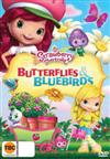 Strawberry Shortcake - Butterflies & Bluebirds