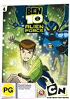 Ben 10: Alien Force Vol 4