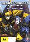 Transformers: Prime (Season 2, Volume 4) - Unclear Objectives