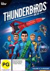Thunderbirds Are Go: Volume 4