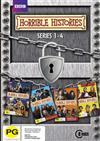 Horrible Histories - Series 1-4 Box Set