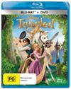Tangled (Blu-ray and DVD)