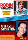 Robin Williams Live At The Met & Billy Crystal Live - Double Pack