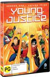Young Justice - Season 1 Volume 3