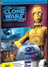 Star Wars The Clone Wars - S4 Volume 1