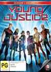 Young Justice Season 1 Volume 4