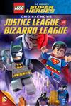 Lego Batman: Justice League vs Bizarro League