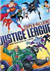 Super Villains: Justice League - Masterminds of Crime