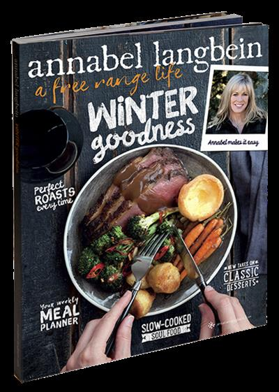annabel langbein a free range life winter goodness