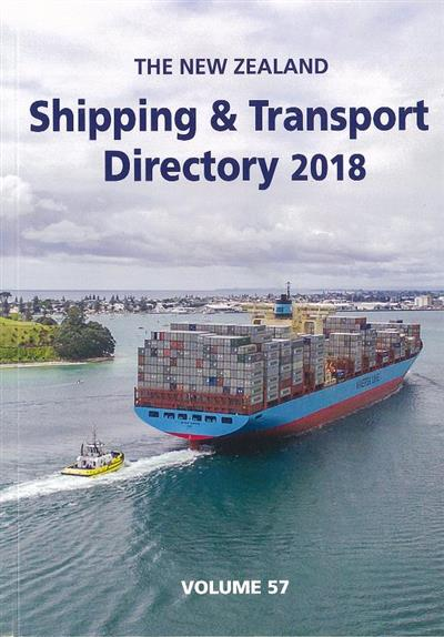 The New Zealand Shipping & Transport Directory 2018 - ISBN