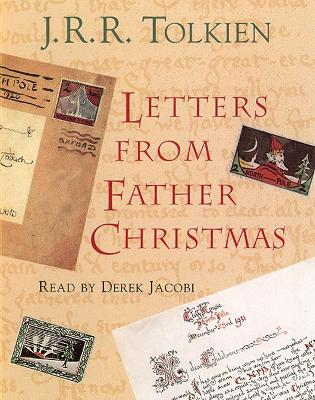 Father Christmas Letters Tolkien.Letters From Father Christmas By J R R Tolkien Isbn