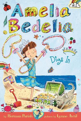 amelia bedelia chapter book 12 amelia bedelia digs in by herman