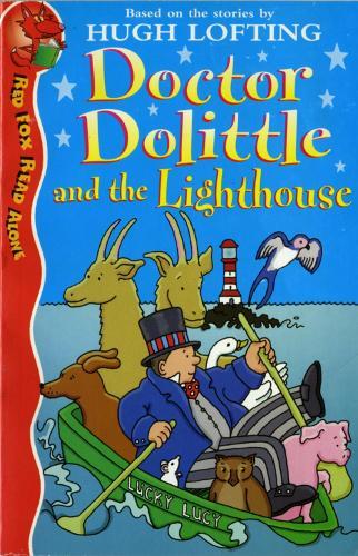 doctor dolittle books in order