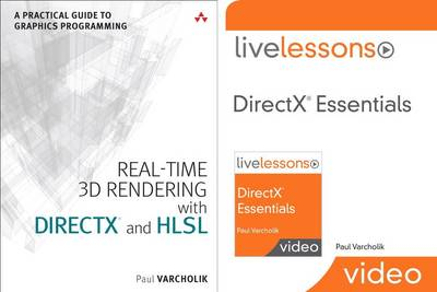 Real-Time 3D Rendering with DirectX and Hlsl (Book) and