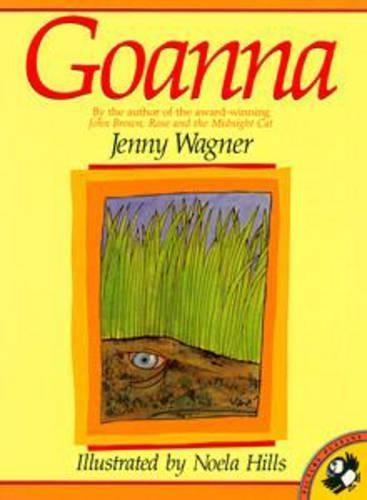 Goanna by Jenny Wagner - ISBN: 9780140540819 (Penguin)