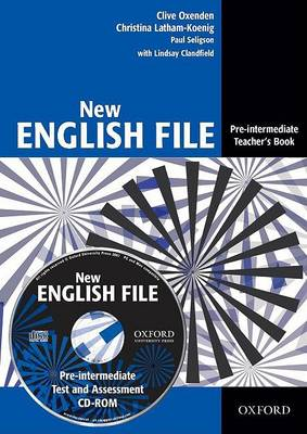 New English File: Pre-intermediate: Teacher's Book with Test and