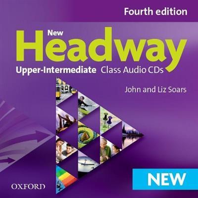 New Headway: Upper-Intermediate B2: Class Audio CDs: The