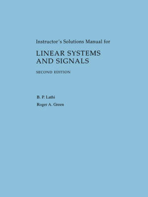 9780195158335: linear systems and signals, 2nd edition abebooks.