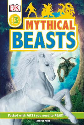 Mythical Beasts by Andrea Mills - ISBN: 9780241343081