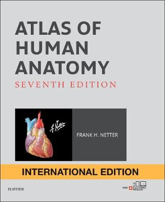 Atlas Of Human Anatomy International Edition By Frank H Md Netter