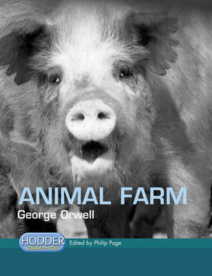 Animal Farm by George Orwell - ISBN: 9780340945636 (Hodder