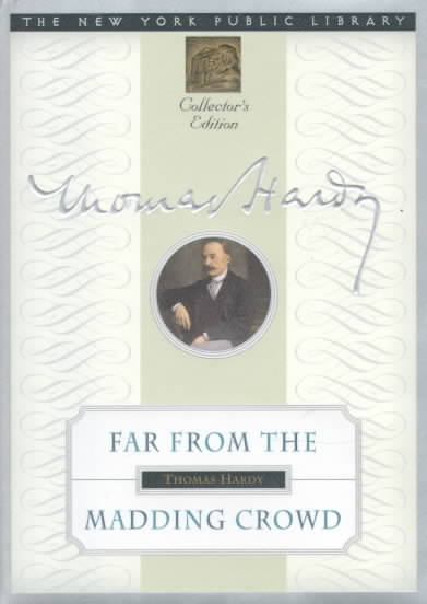 Far from the Madding Crowd (New York Public Library collectors edition)