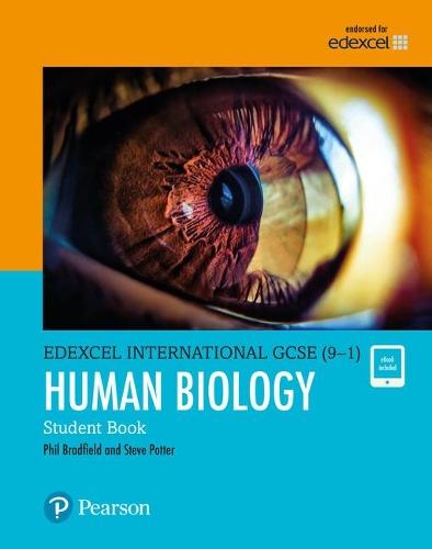 Edexcel International GCSE (9-1) Human Biology Student Book