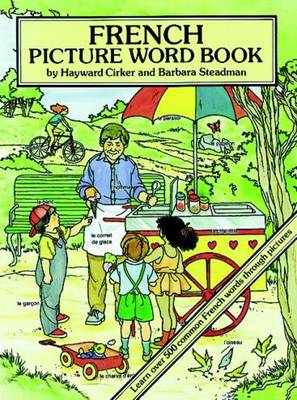 French Picture Word Book by Hayward Cirker - ISBN