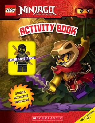 Attack of the Sky Pirates (Lego Ninjago: Activity Book with