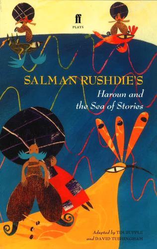salman rushdie sea of stories