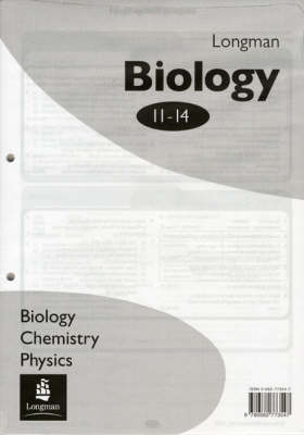 Longman science 11 14 answer book paper by chris workman isbn longman science 11 14 answer book paper fandeluxe Gallery