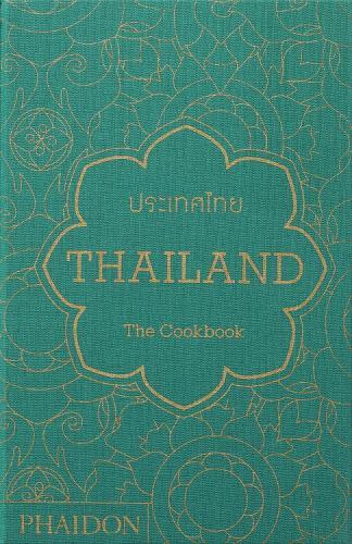 Thailand: The Cookbook by Jean-Pierre Gabriel - ISBN: 9780714865294