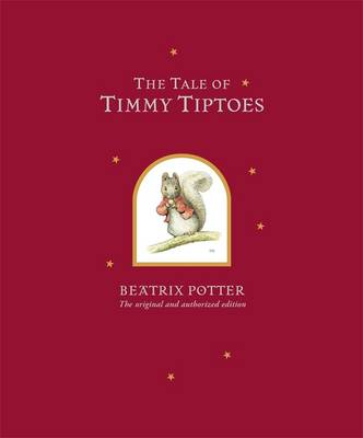 The Tale Of Timmy Tiptoes By Beatrix Potter Isbn 9780723266747