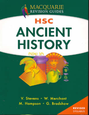hsc ancient history 2006 by vicky stevens isbn 9780732999995 rh wheelersbooks com au AQA Revision Guides AQA Revision Guides