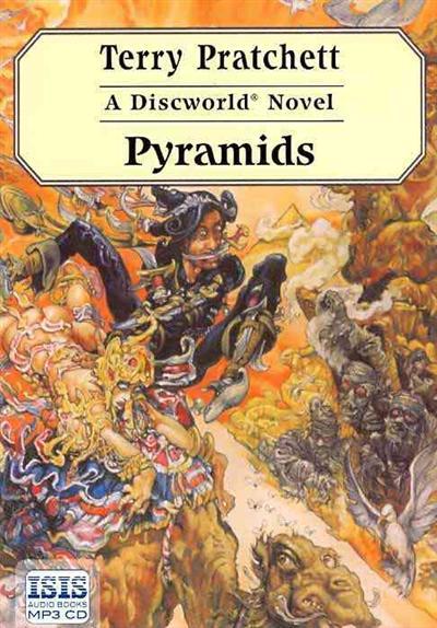 pyramids pratchett terry