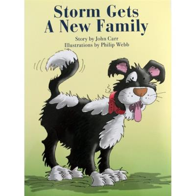 Image result for storm gets a new family