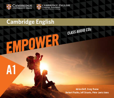 Cambridge English Empower Starter Class Audio CDs (4) by Adrian Doff