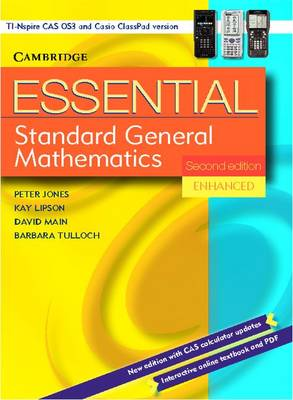 Essential Mathematics: Essential Standard General Maths