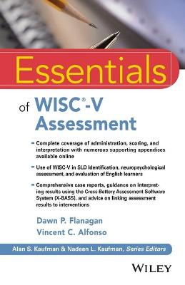Essentials of WISC-V Assessment by Dawn P  Flanagan - ISBN