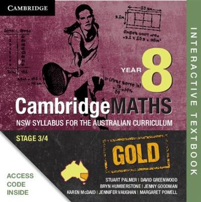 Cambridge Mathematics Gold NSW Syllabus for the Australian