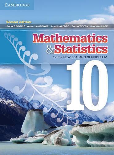 Mathematics and Statistics for the New Zealand Curriculum