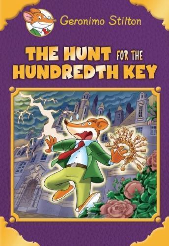 Geronimo Stilton Hunt For The Hundredth Key