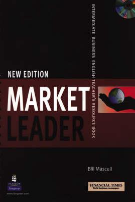 Market Leader Intermediate Teacher's Book and DVD Pack NE by