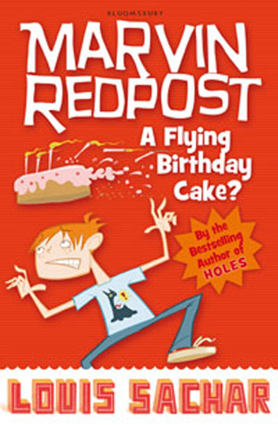 A Flying Birthday Cake By Louis Sachar Isbn 9781408801642