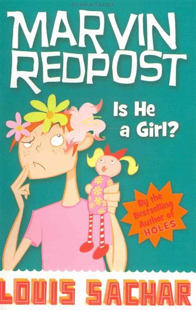 Is He A Girl By Louis Sachar Isbn 9781408801673 Bloomsbury