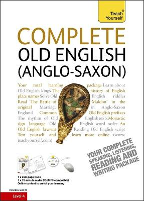 Complete Old English: (Book and audio support) by Mark